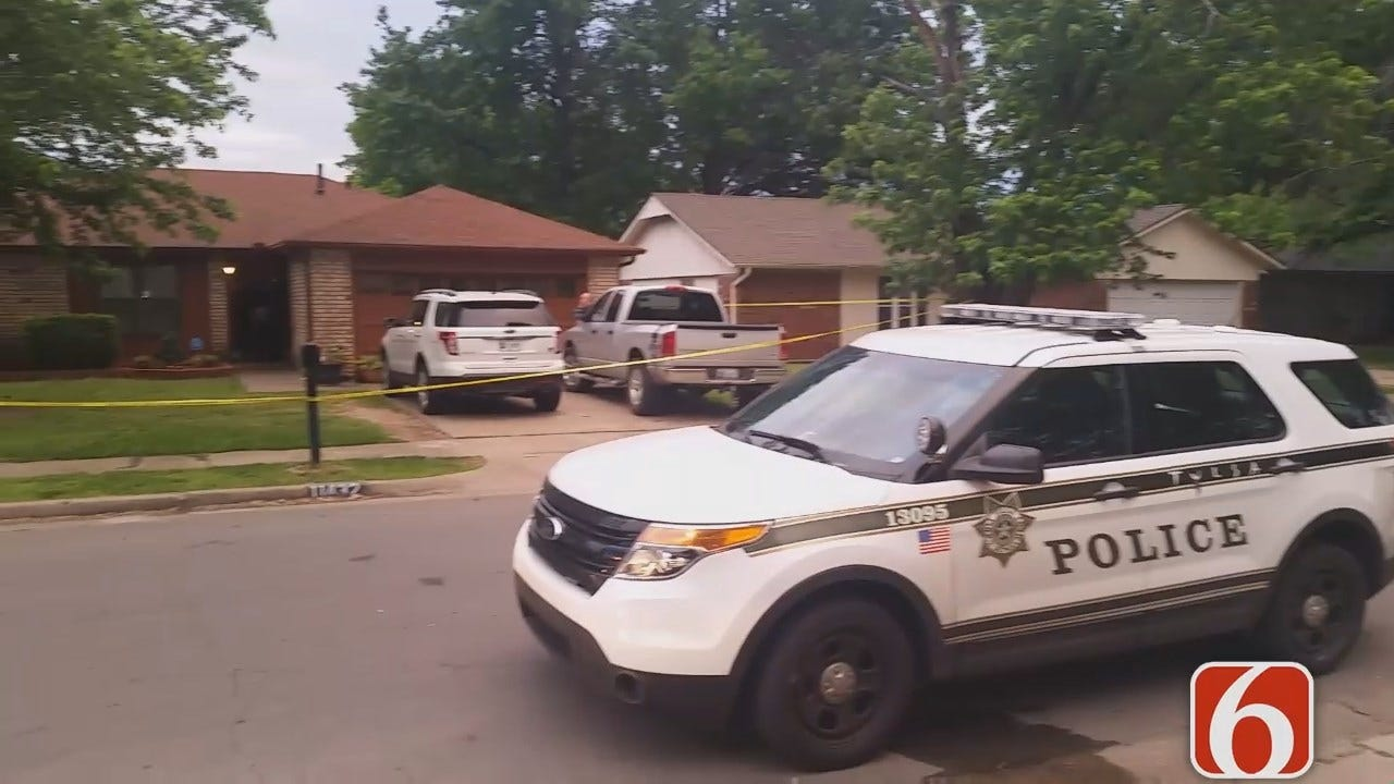 Dave Davis Reports On Tulsa Home Invasion