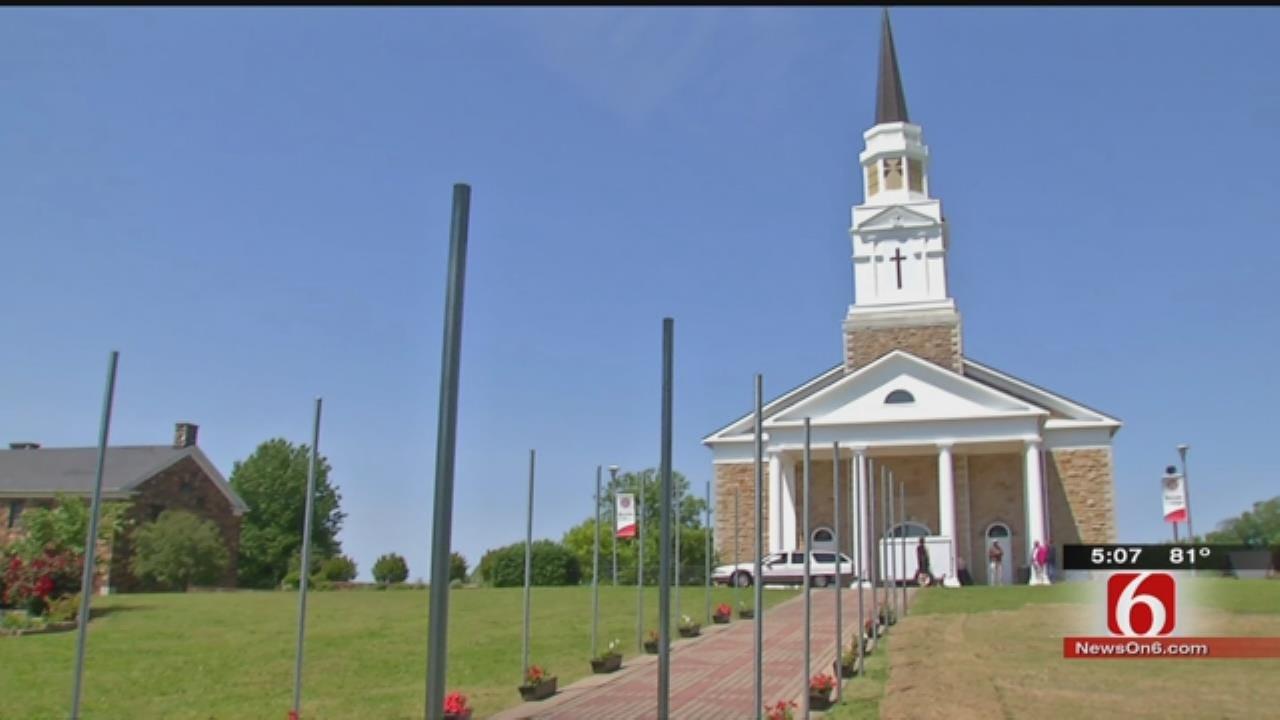 Muskogee College Working To Repair Longtime Landmark