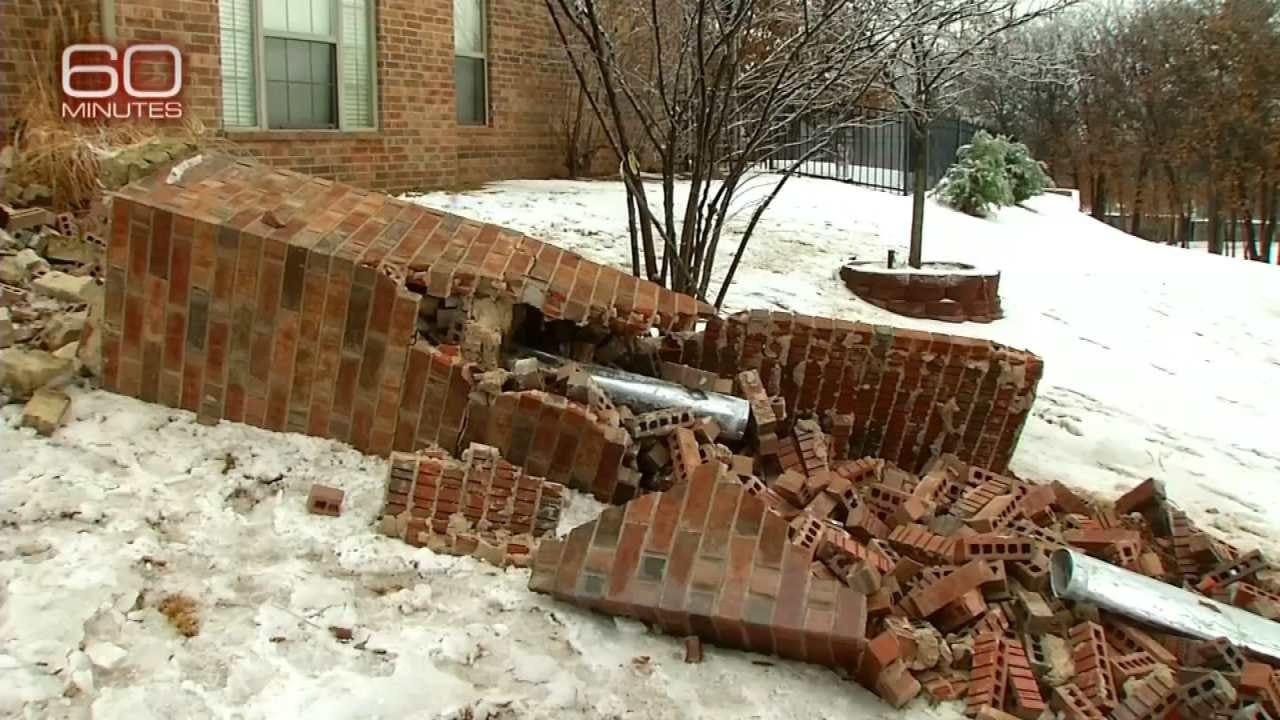 CBS's 60 Minutes Looks At Oklahoma's Earthquake Epidemic