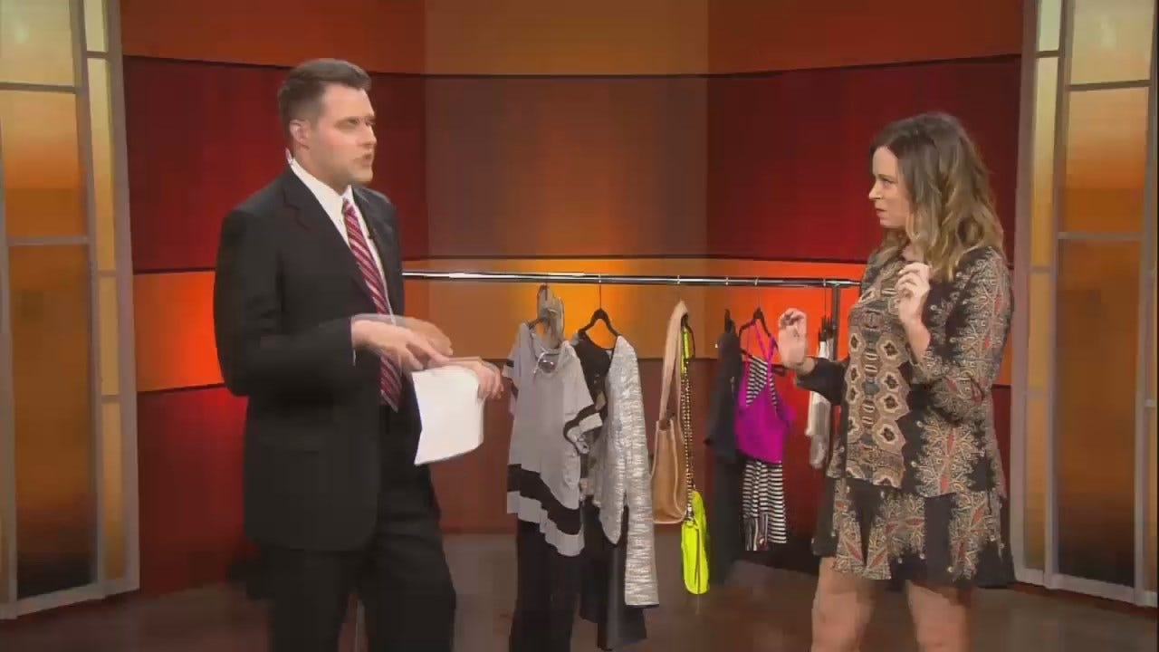 Life Coach Offers Closet Cleaning Tips