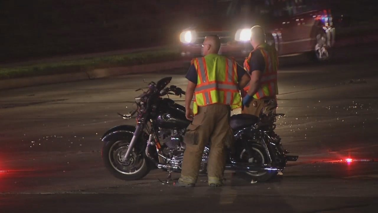 WEB EXTRA: Driver Causes Two Tulsa Wrecks, One Fatal