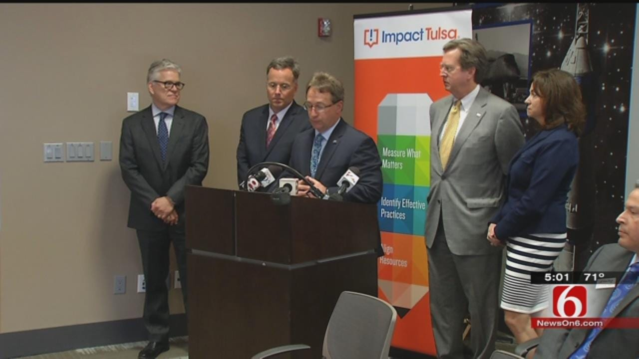 OK Business Leaders Join Educators In Fight For More Funding
