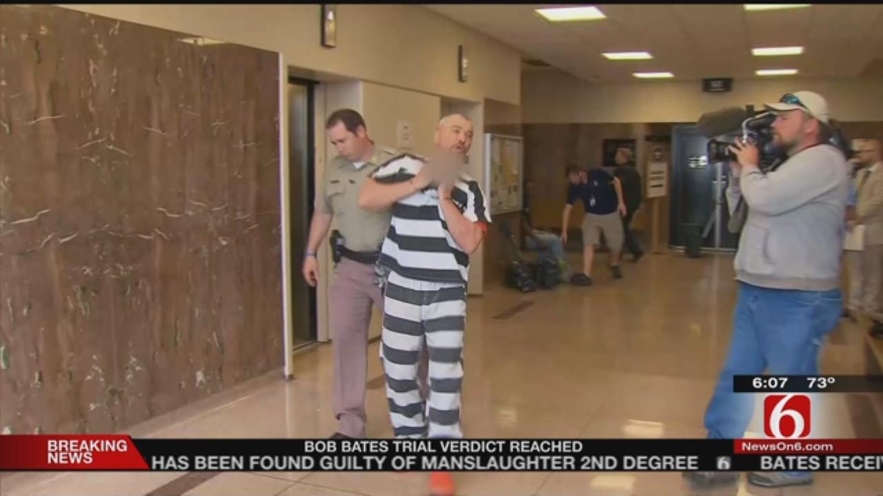 Man Sentenced To 120 Years In Rape Of Glenpool Girl
