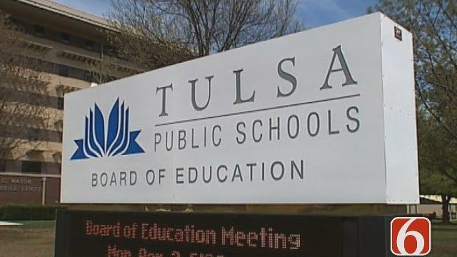 Dave Davis Reports On Tulsa Public Schools Reduction In Force