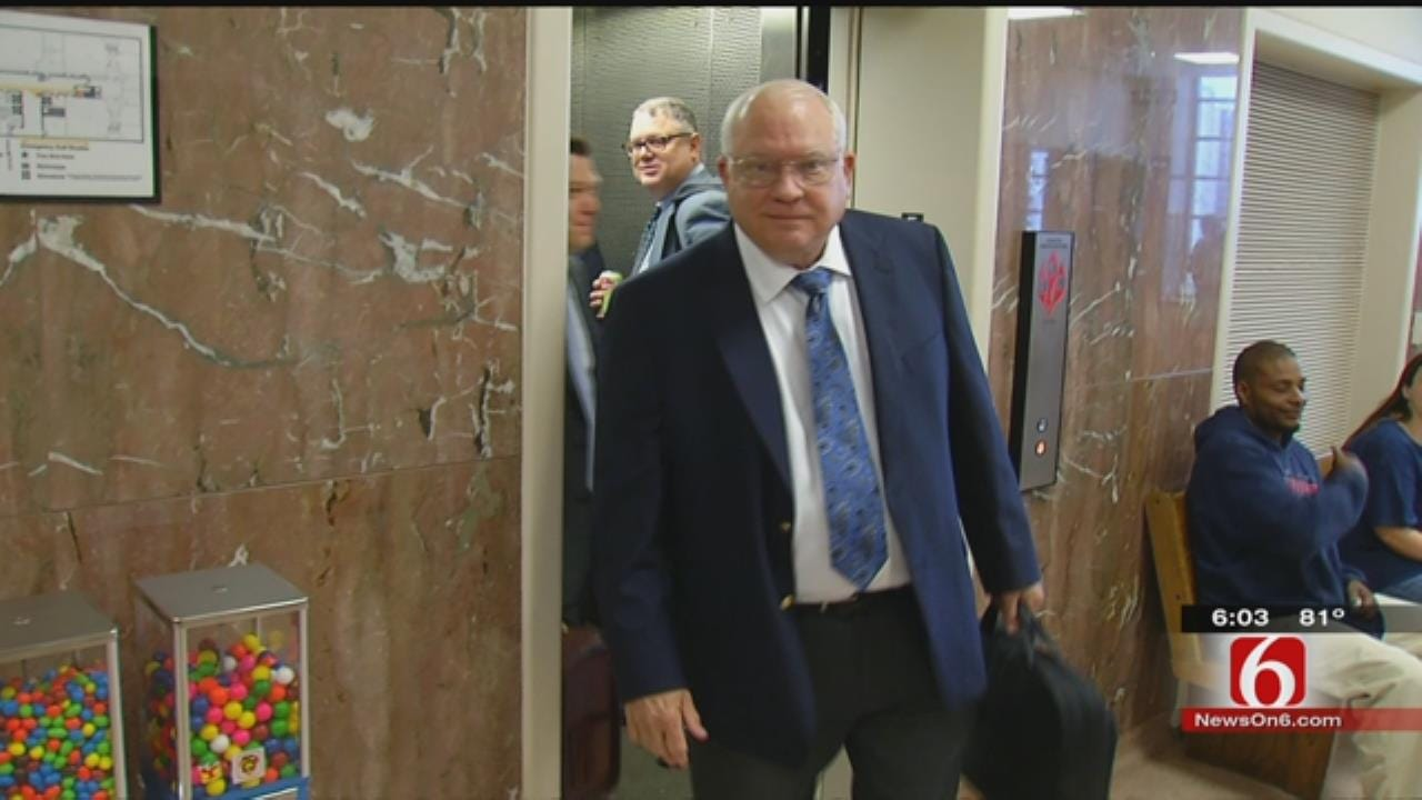 Prosecution Rests In Bob Bates Manslaughter Trial