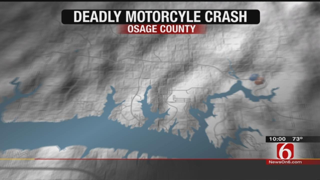 Enid Woman Dies In Motorcycle Crash Near Prue