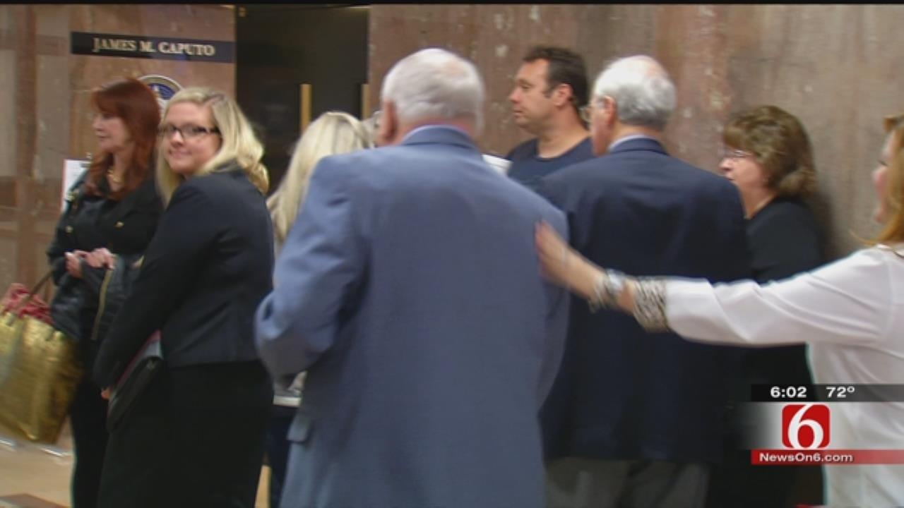 Deputy Testifies He Saw Bob Bates Nod Off Before Fatal Tulsa Shooting