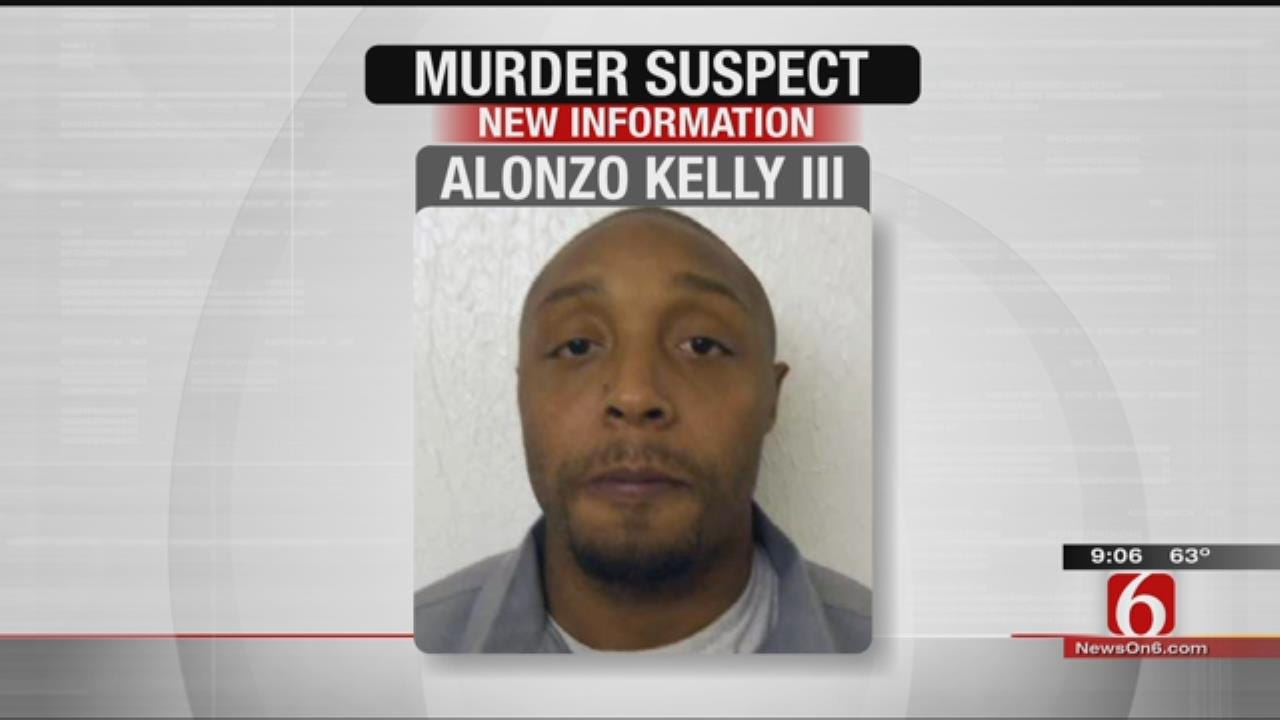 Family Of Tulsa Murder Victim Asks For Help Finding Suspect