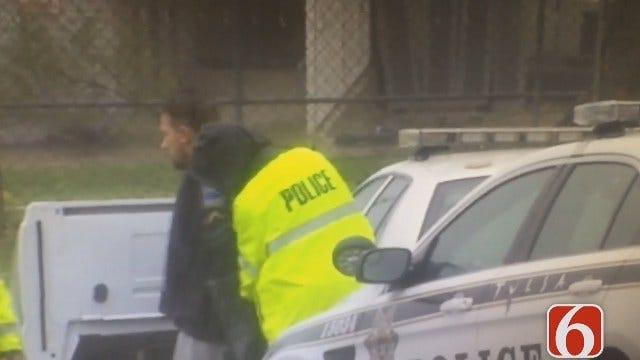 Gary Kruse: Man Arrested For Vandalizing Tulsa Police Cars