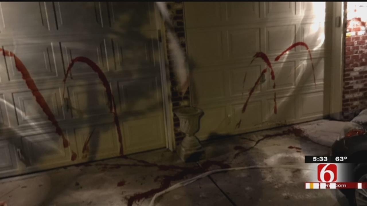 Prank Went Too Far, Became Vandalism, Tulsa Couple Says