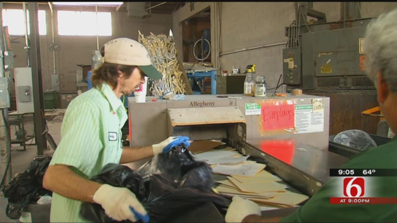 Tulsans Take Steps To Secure Identity At Free Shredding Event