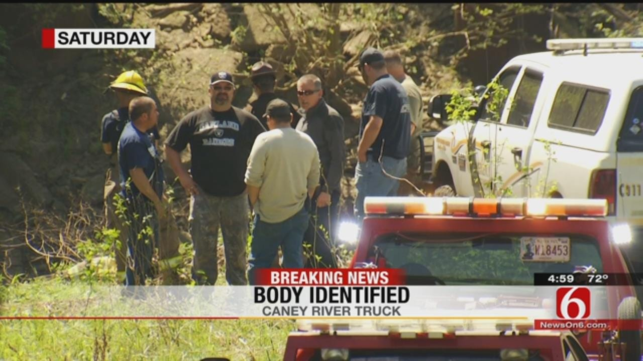 OHP Confirms Body Found In Caney River Was Missing Owasso Woman