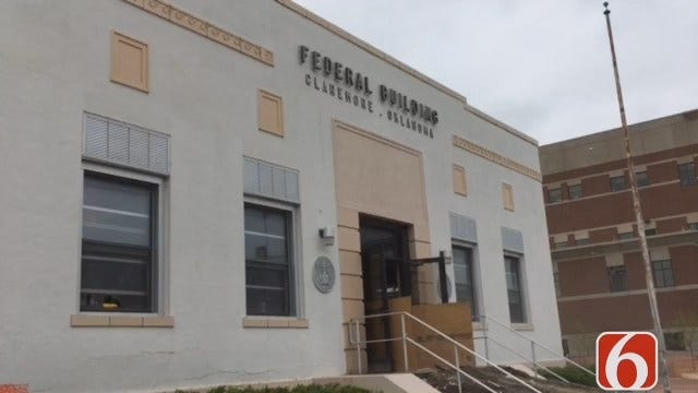 Emory Bryan: Claremore's Old Federal Building Getting New Life