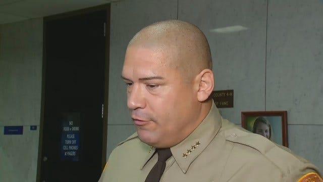 Sheriff Vic Regalado On TCSO Reserve Deputy Program