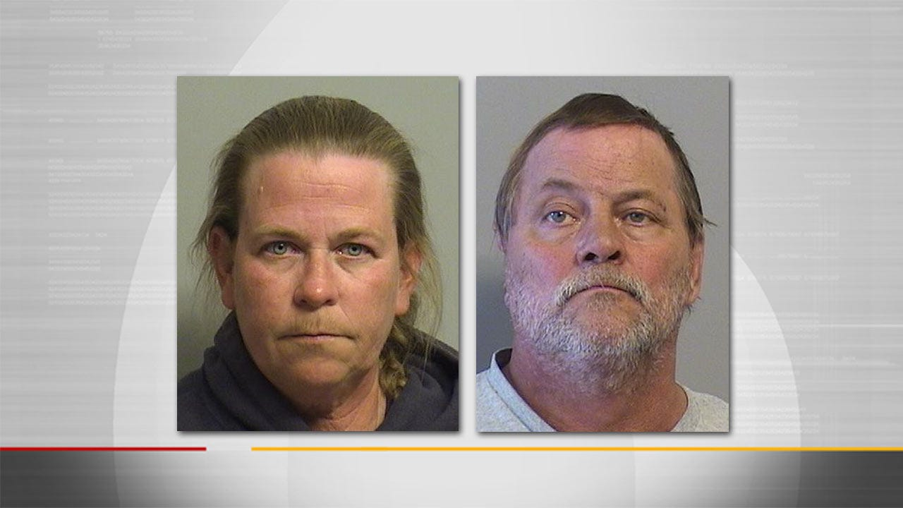 Dave Davis Says Tulsa Couple Charged With Child Sexual Abuse