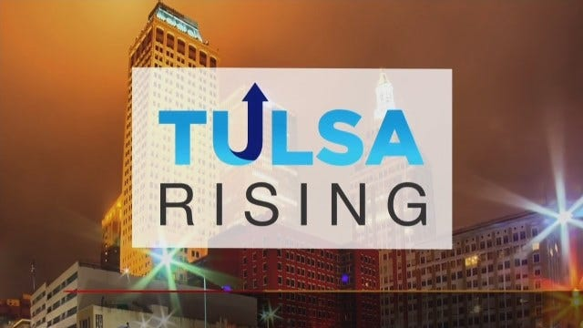 Tour Of Downtown Tulsa's Reconditioned TransOk Building