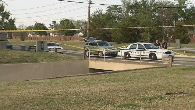 WEB EXTRA: Video From Scene Of Where Man's Body Found