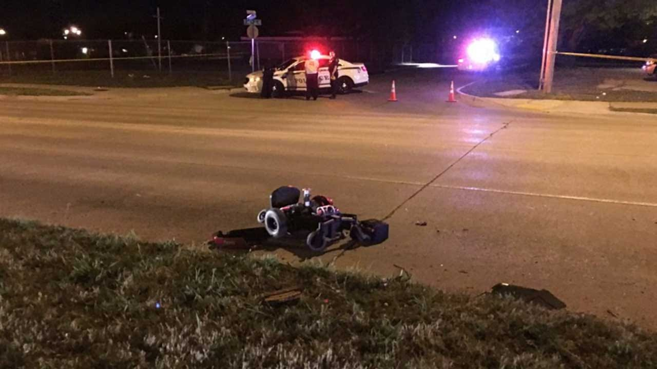 Police: Woman In Wheelchair Critical After Hit-And-Run