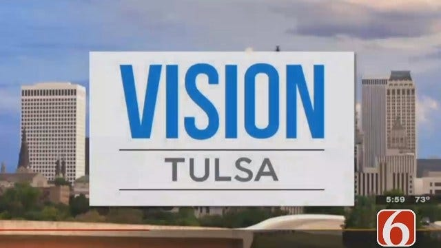 Dave Davis: Polls Open In Tulsa County