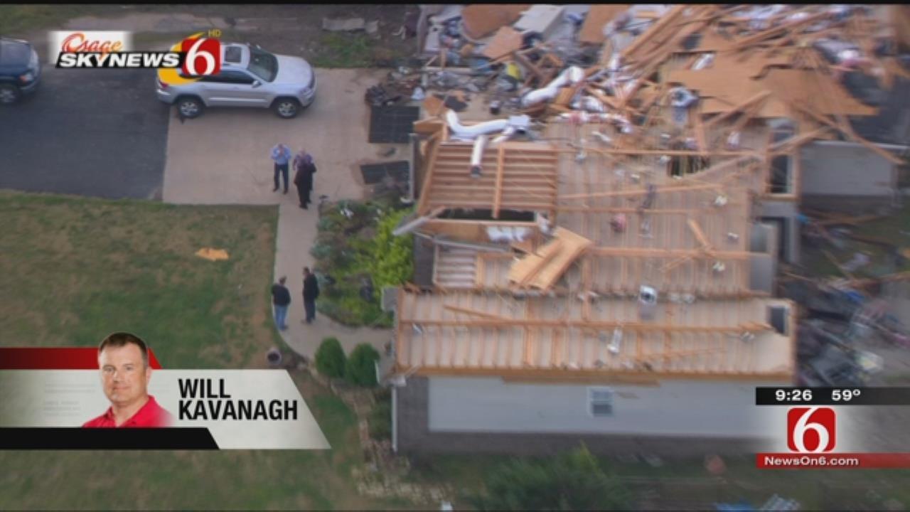 Radar Data Shows How Long Tulsa Tornado Was On The Ground