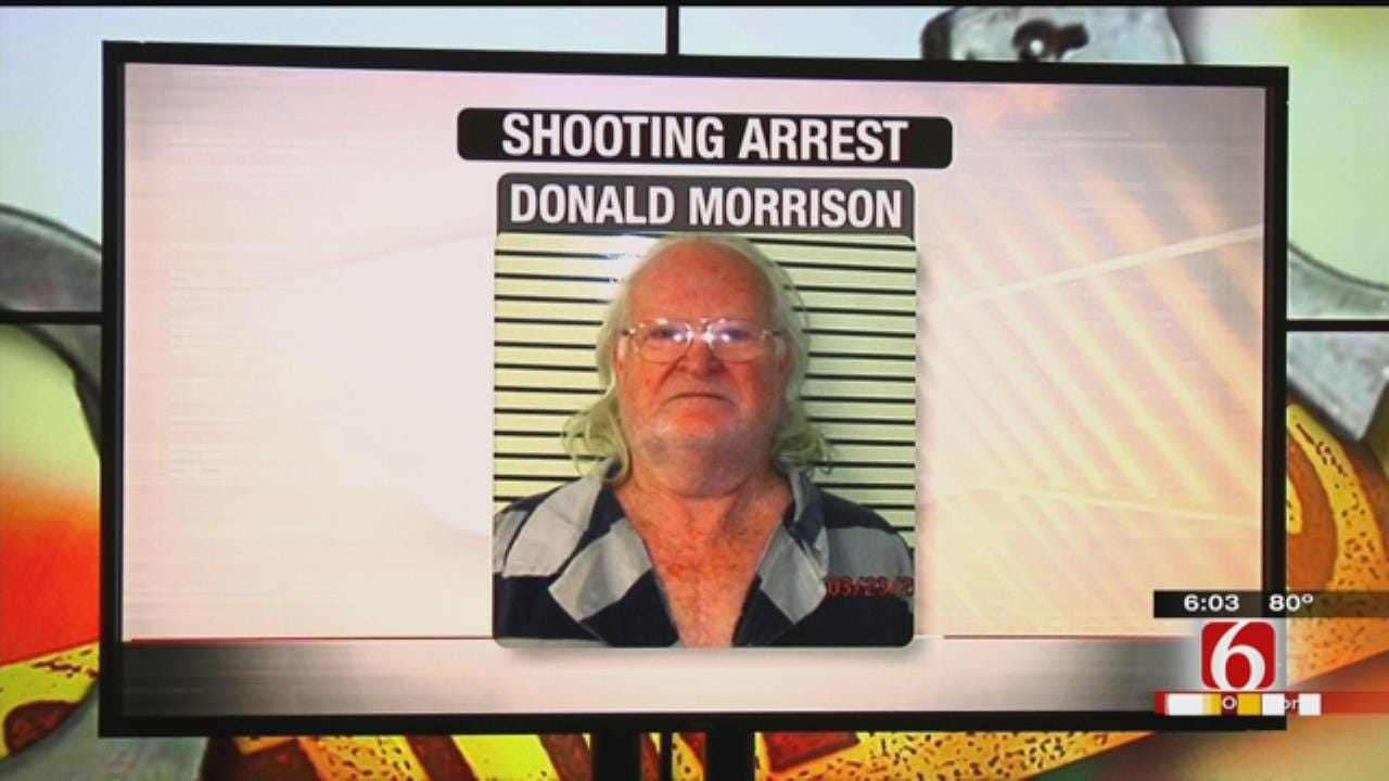 Wagoner County Man Opens Fire On Neighbors, Police Say
