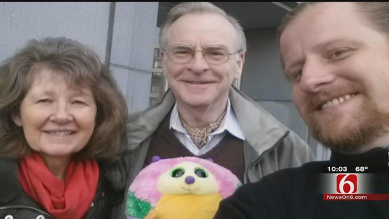 News On 6 Photojournalist's Parents Describe Being In Brussels During Terror Attack