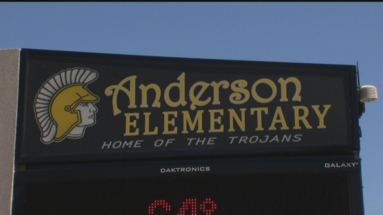 Even With 'Rainy Day' Funds Anderson Superintendent Has Budget Concerns