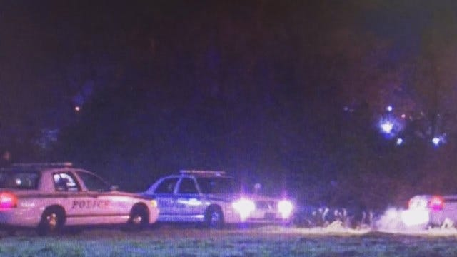 Gary Kruse Reports On Tulsa Police Chase, Arrest