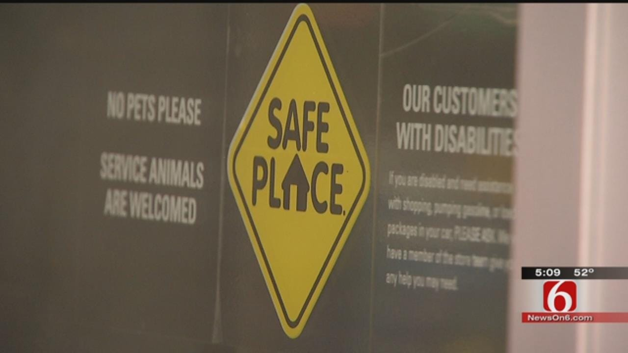 QuikTrip Truly A 'Safe Place,' Youth Services Of Tulsa Says