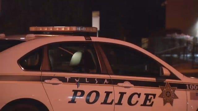 WEB EXTRA: Video From Scene Of Tulsa Mayo School Burglary