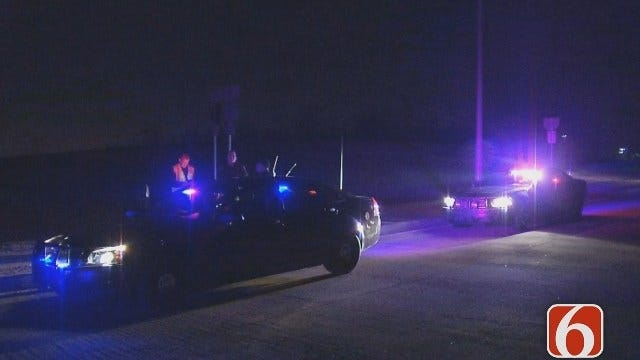 Dave Davis Reports Osage County Deputy Injured During Tulsa Traffic Stop
