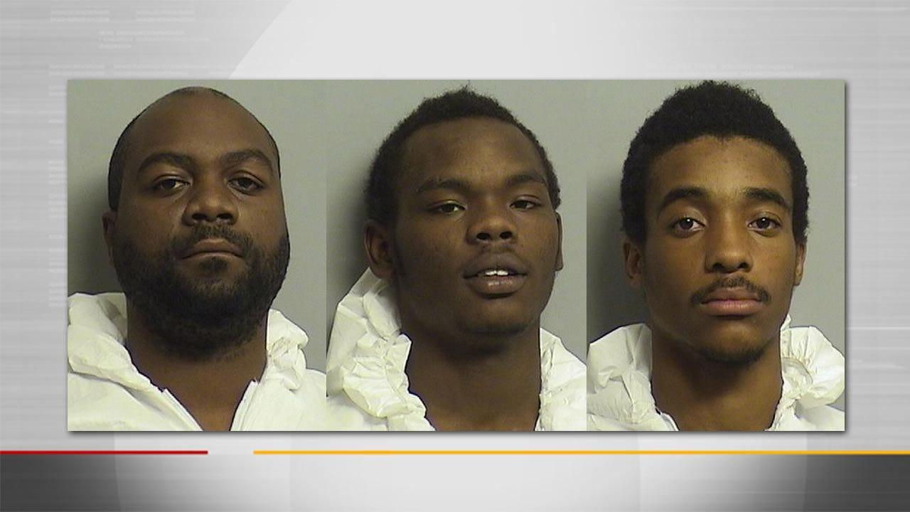 Dave Davis: Three Arrested In Brutal Tulsa Beating