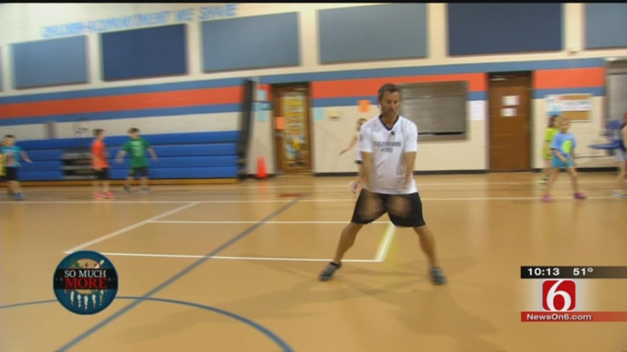 Sand Springs PE Teacher Fighting Obesity To Make State 'So Much More'