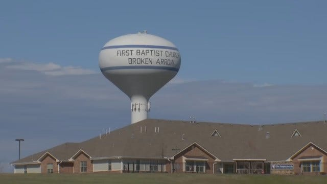 Religious Freedom Group Threatens To Sue Over Name On BA Water Tower