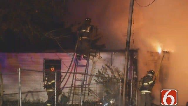 Dave Davis: Creek County Deputies Investigating House Fire