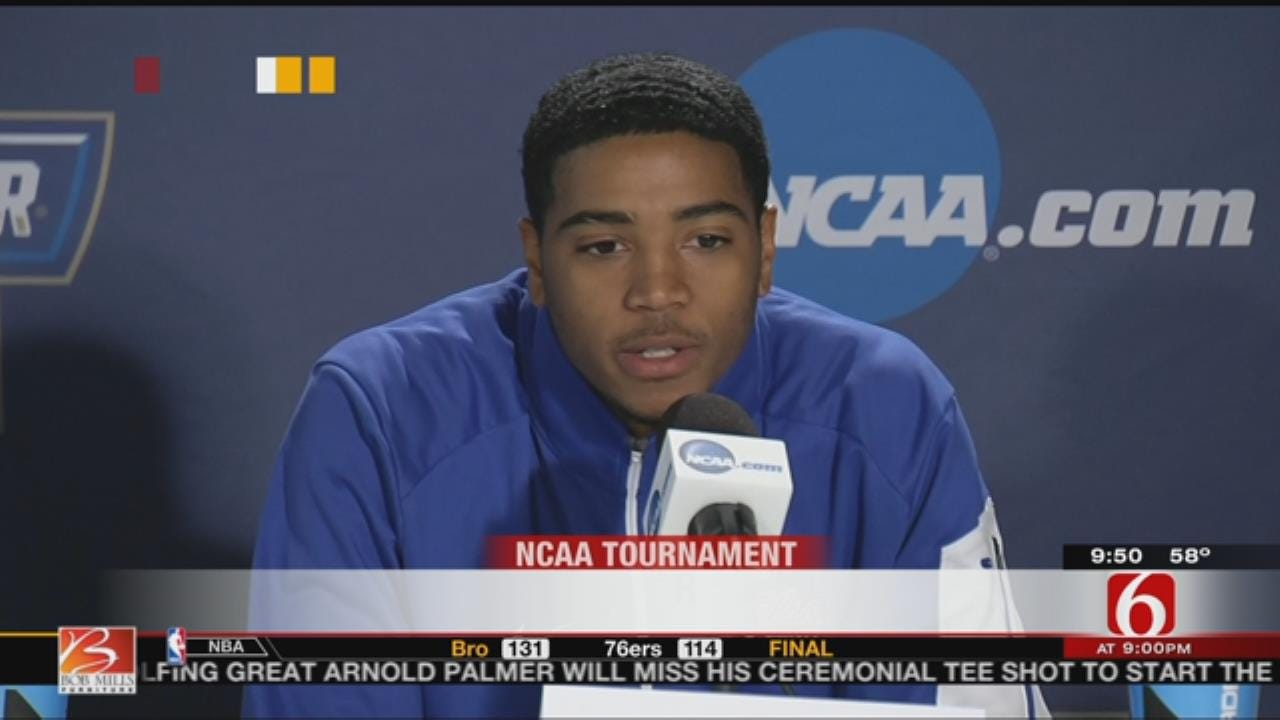 TU Hopes Veteran Leadership Steers Them Further Than First Four Of NCAA Tournament