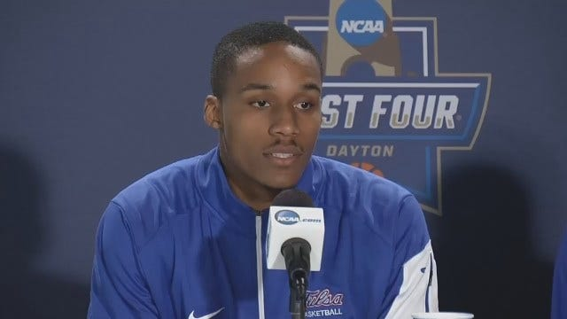 James Woodard Talks NCAA First Four, Facing Michigan Part 2