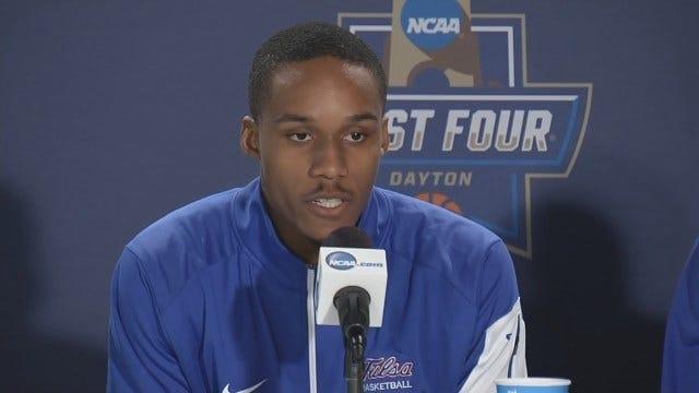 James Woodard Talks NCAA First Four, Facing Michigan PART 1 Part