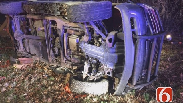 Gary Kruse Reports On Rogers County Fatal Wreck
