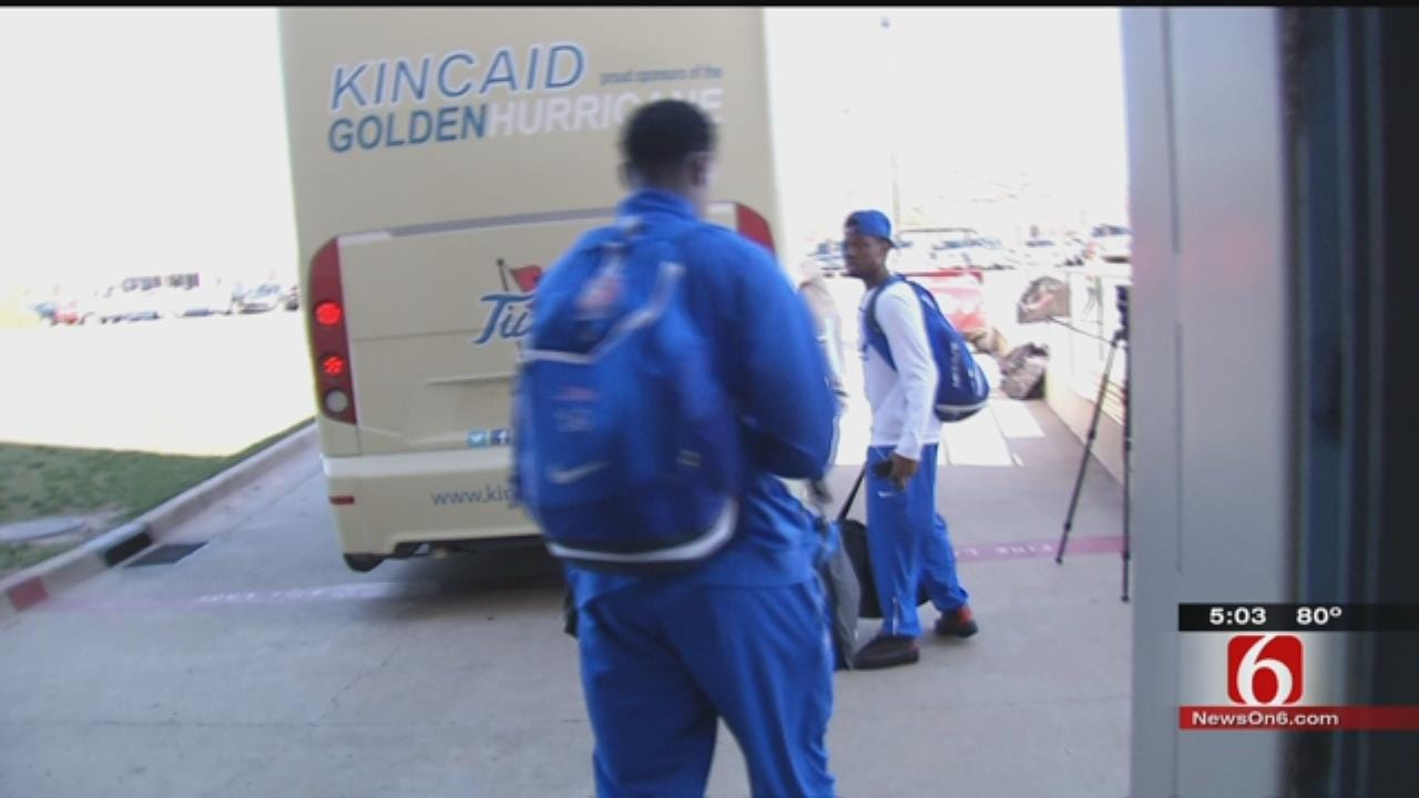 TU Team, Fans Pleased With Surprise Invite To NCAA Tournament