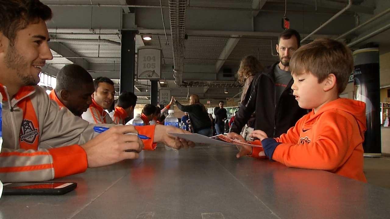Fan Fest Gets Drillers, Roughnecks Die-Hards Amped Up For Season