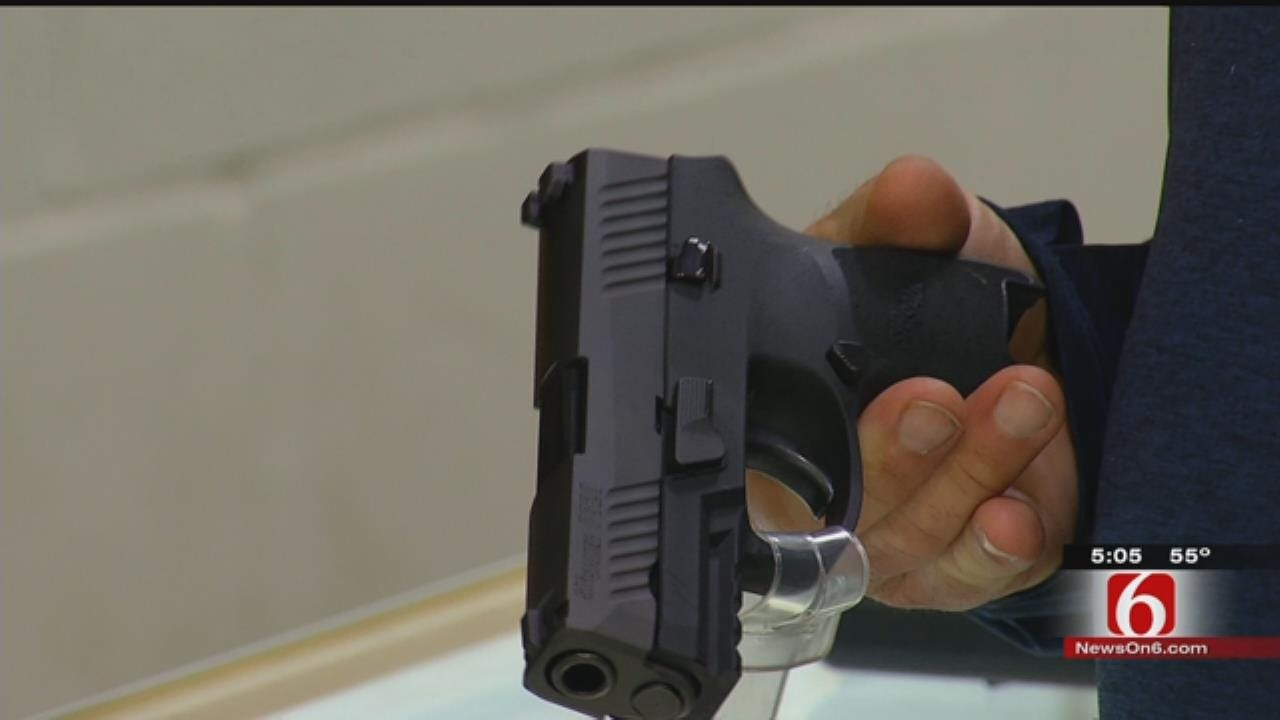 Oklahoma 'Open Carry' Bill Draws Support, Criticism