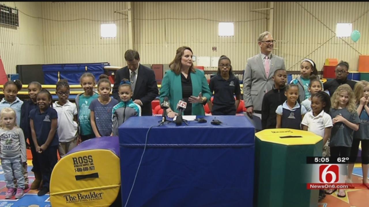 $1M Donation Helps Tulsa Gym Start New Chapter After Devastating Tornado