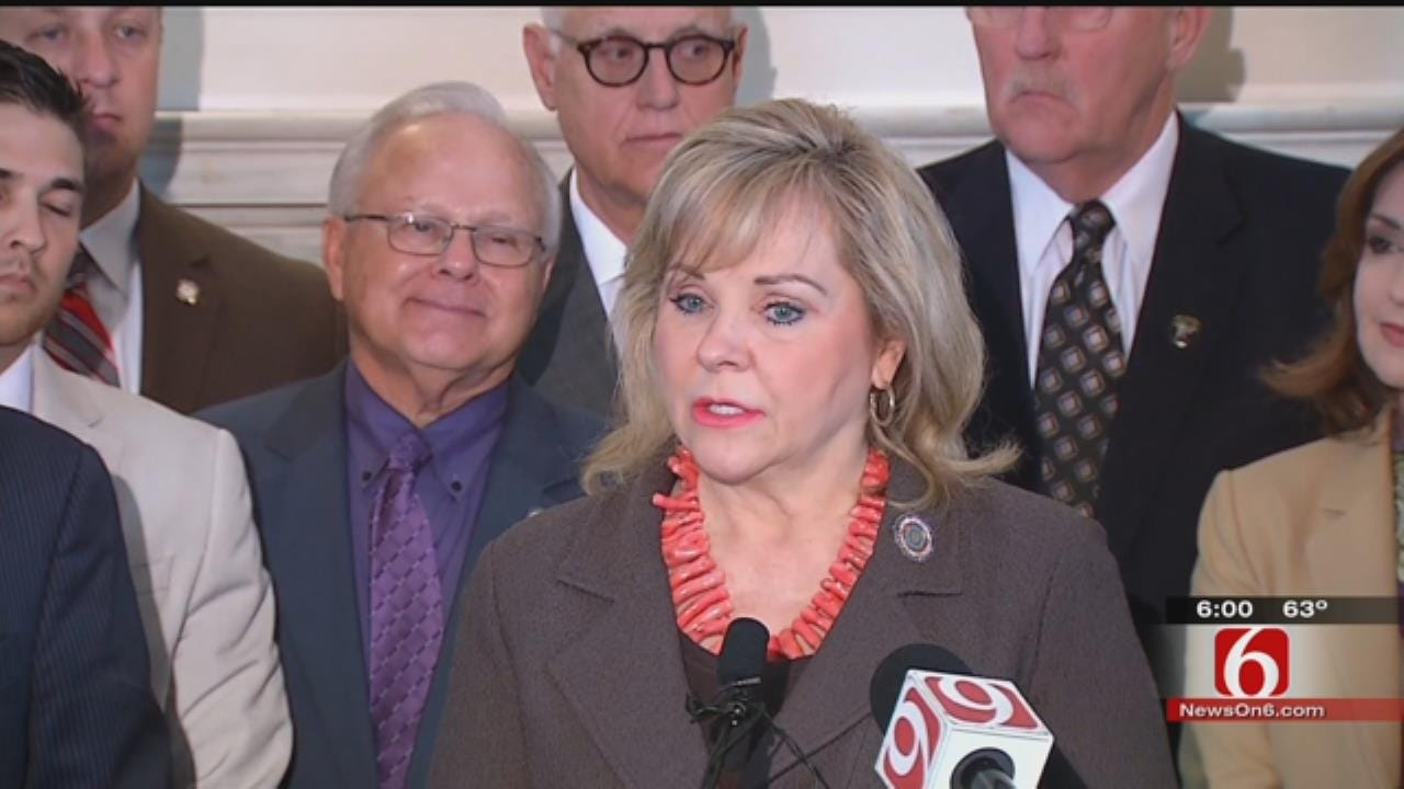Governor, Lawmakers Agree To Use Rainy Day Fund To Help Education, DOC