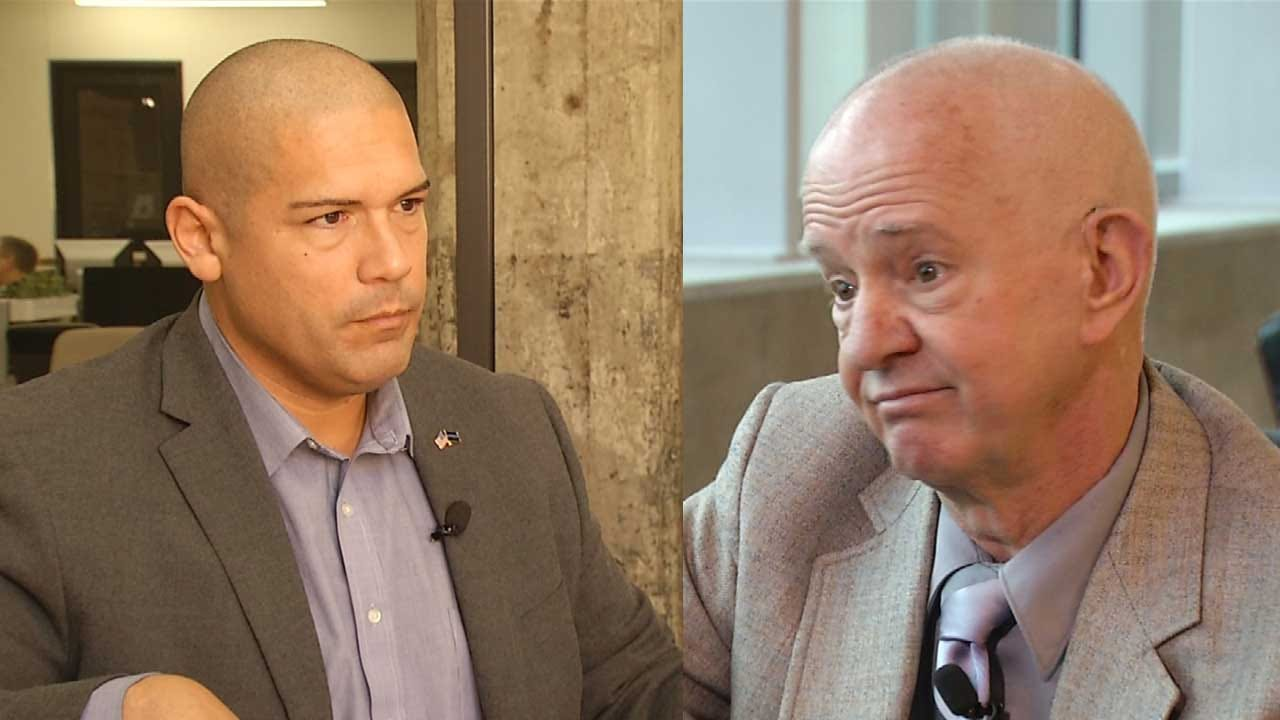 Tulsa County Sheriff Candidates Call Jail Practices 'Inhumane,' 'Recipe For Disaster'