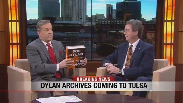 Tulsa Mayor Dewey Bartlett Talks About Getting Bob Dylan Archives
