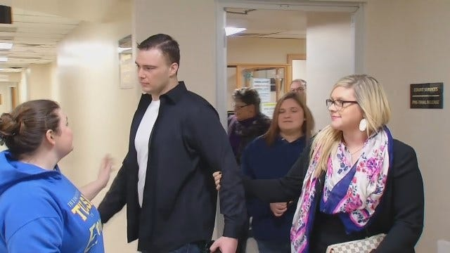 WEB EXTRA: Steven Jameson Released From Tulsa County Jail