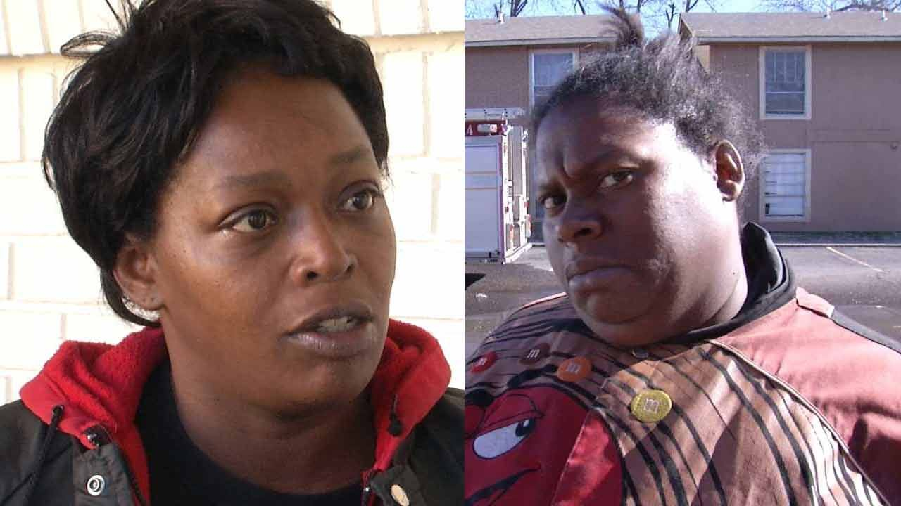 Tulsa Fire Victim Believes Others In Need Overshadowed By Neighbor's Fame