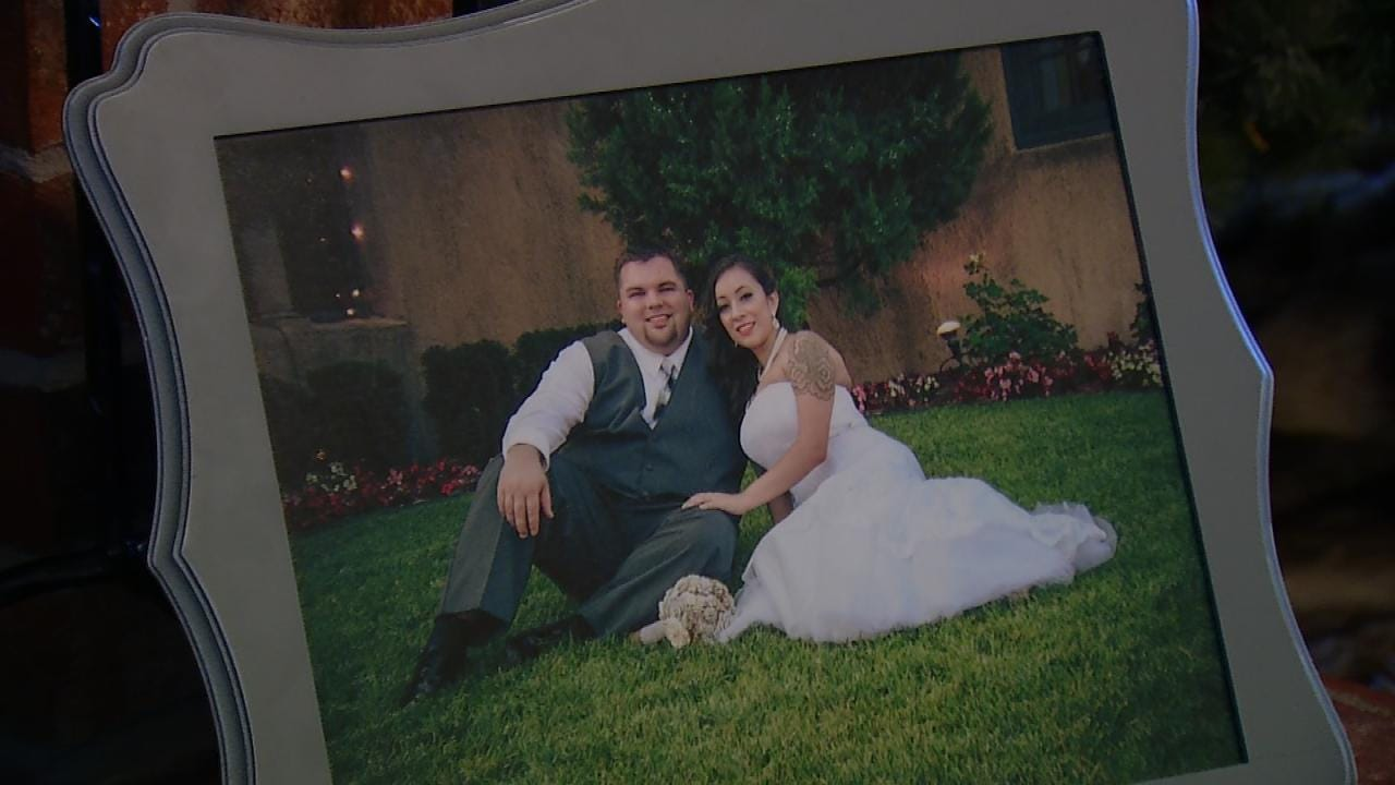 Sentimental Items Stolen From Expectant Broken Arrow Parents' Porch