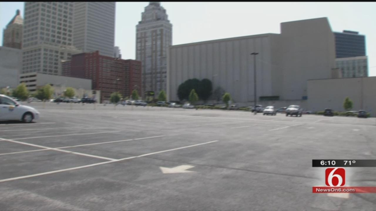 PAC Trustees, Developer Continue Talks To Transform Downtown Parking Lot